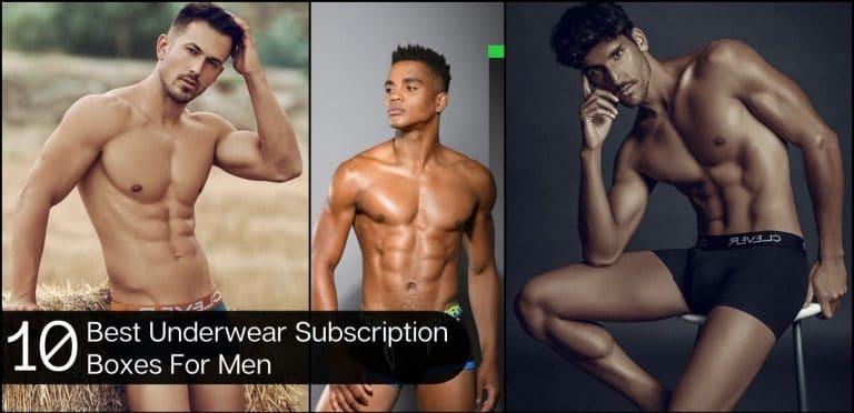 10 Best Underwear Subscription Boxes For Men