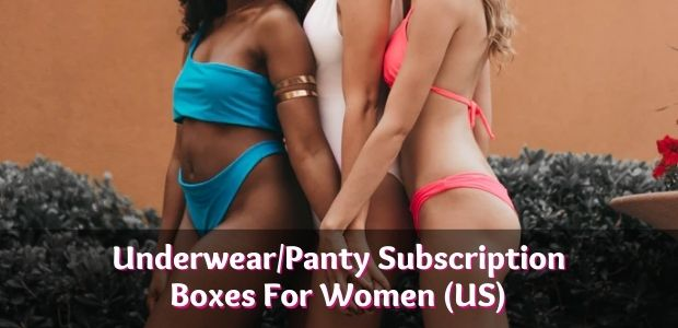 20 Best Underwear/Panty Subscription Boxes For Women (US)
