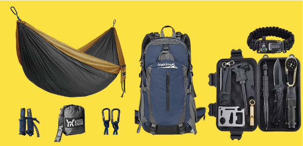Essential Outdoor Gears for Adventure