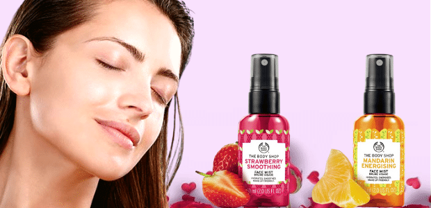 Magical Yet Wonderful Face Mist of 'The Body Shop'