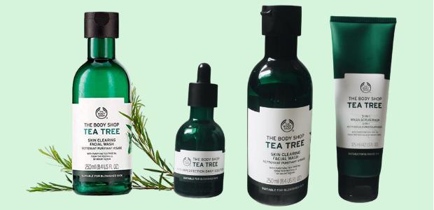 Body Shape Tea Tree Oil