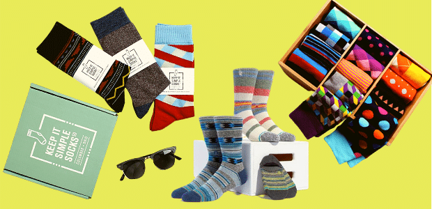20 Best Sock Subscription Boxes In US