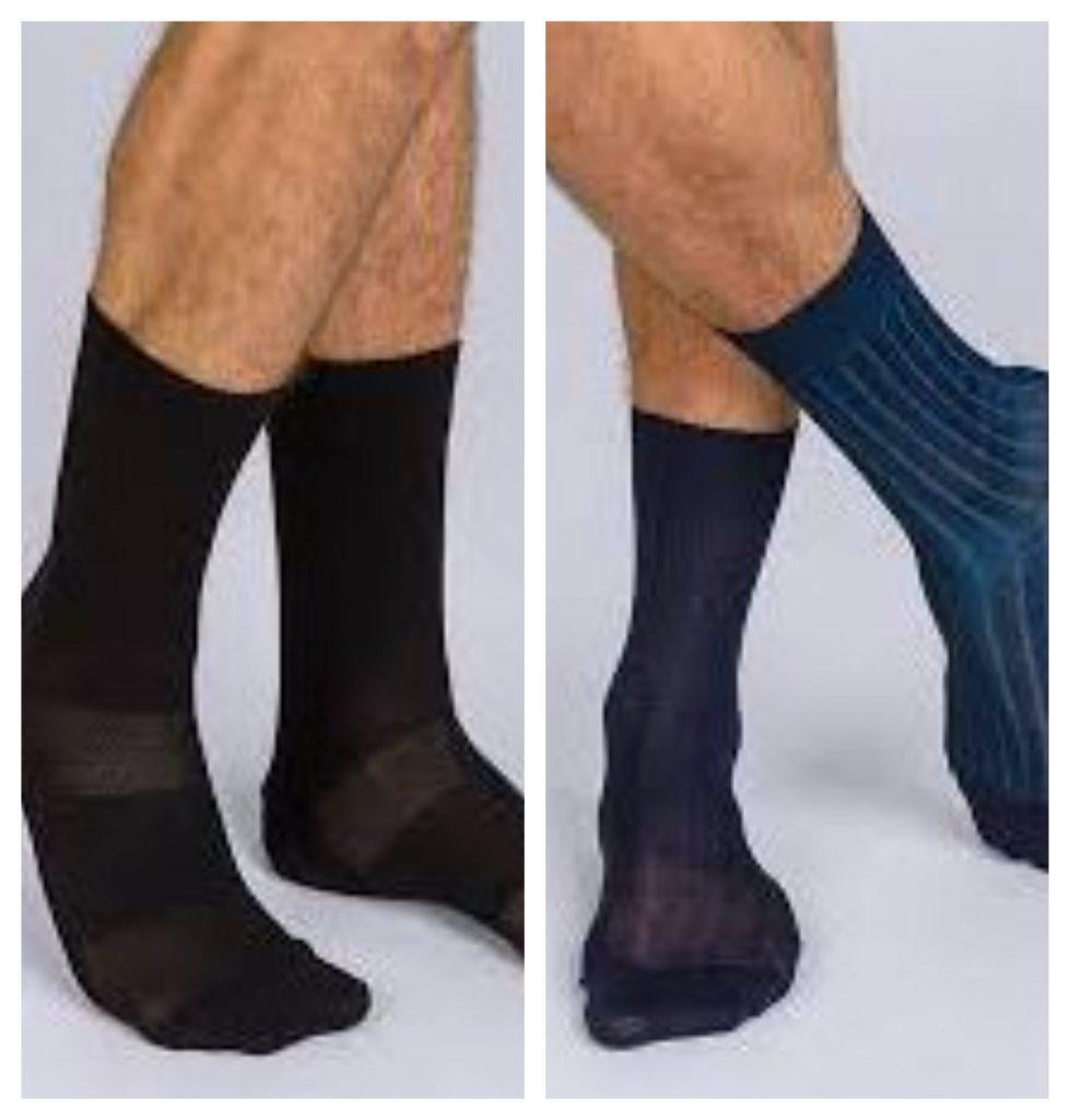 Mid-Calf Length Socks