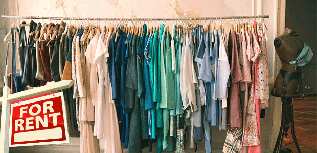 Rental Clothing Services For Women Around US