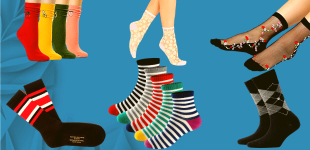 Socks Hype 36 Different Types of Socks That Everybody Should Know