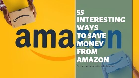 Save Money From Amazon