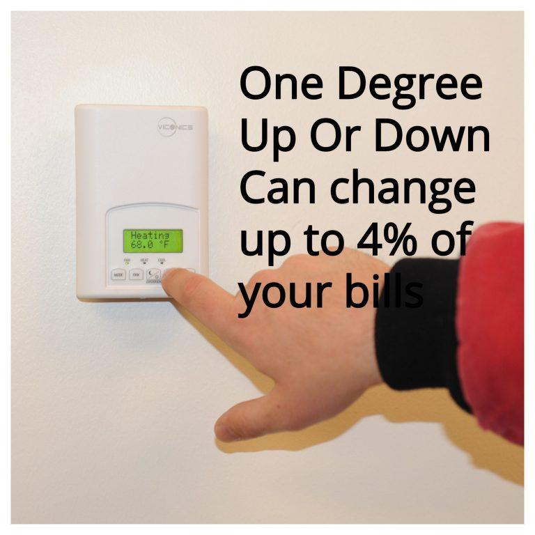 Thermostat Temperature