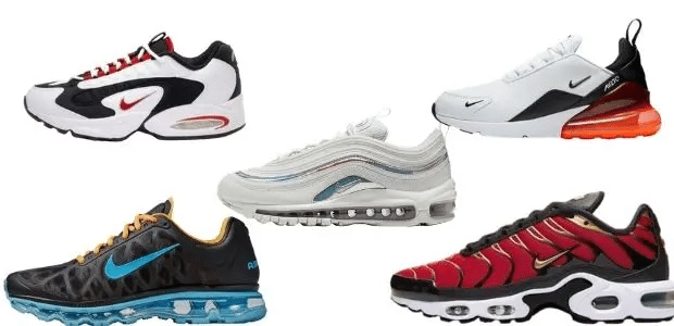 5 Best & Affordable Nike Air Max Shoes of 2021