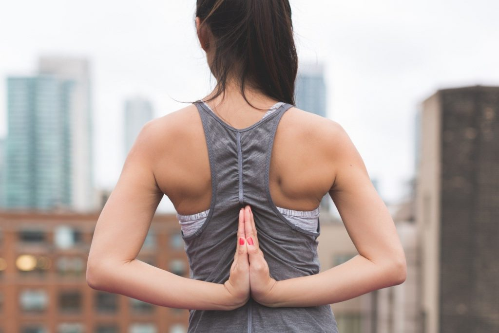 Yoga cover top
