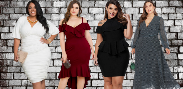 Best Plus Size Party Dresses and Gowns