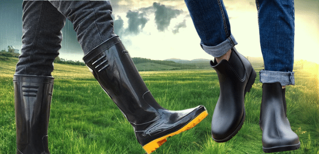 Best and Cheap Rain Boots for Men