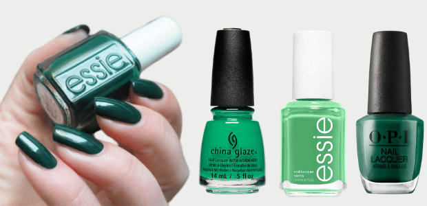 11 Best and Cheap Green Nail Polish Buy Guide Go Green