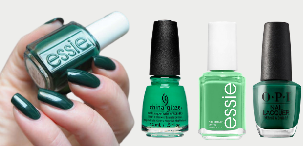 Best and Cheap Green Nail Polish