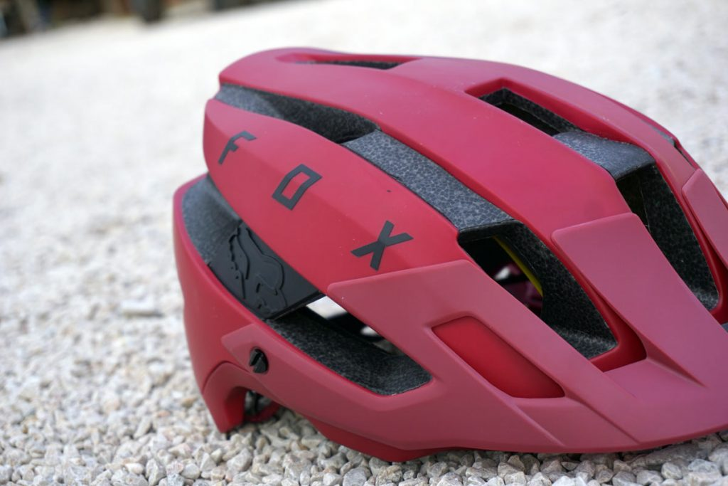 Fox Flux MTB Mountain Bike Helmet