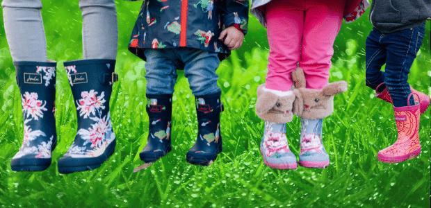 Best Kids Rain Boots