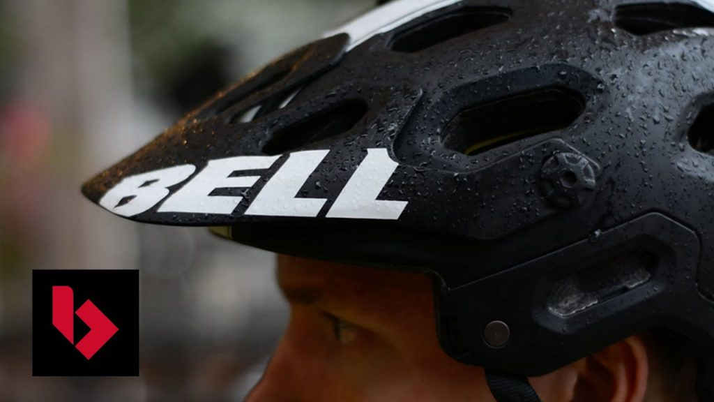 Bell Super 2 Mountain Bike Helmet