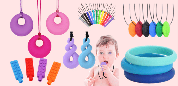 Sensory Chew Toys for Kids