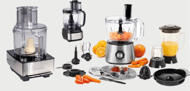 Best and Cheap Food Processors Detailed Guide 2021