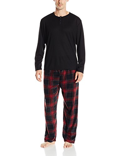 Essentials by Seven Apparel Thermal Pajamas