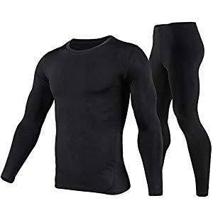Thermajohn Men's Ultra Soft Thermal  Pajamas