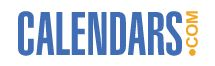 Calendars.com Logo
