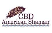 CBD American Shaman Logo