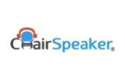 Chair Speaker Logo
