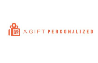 A Gift Personalized logo