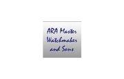 ARA Master Watch Maker And Sons Logo