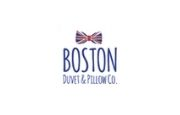 Boston Duvet and Pillow Co. Logo