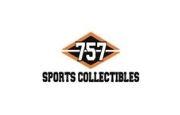 757 Sports Collectibles Logo