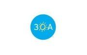30A Gear Logo