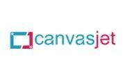 Canvasjet Logo