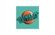 Bathroom Wall Logo