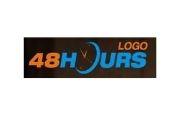 48Hours Logo Logo