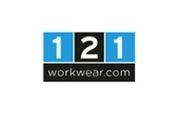 121 Workwear Logo