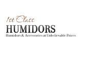 1st Class Cigar Humidors Logo