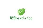 123 Healthshop logo