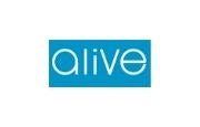 Alive Skin + Hair Logo