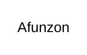 Afunzon Logo