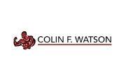 Colin F. Watson Logo