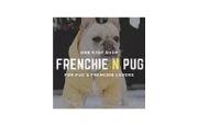 Frenchie N Pug logo