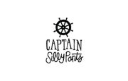 Captain Silly Pants Logo