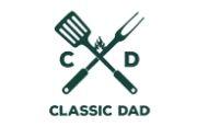 Classic Dad Logo