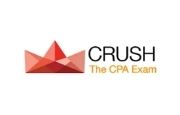 Crush The CPA Exam logo
