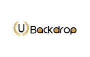 Ubackdrop logo