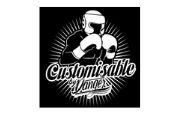 Customisable By Danger Logo