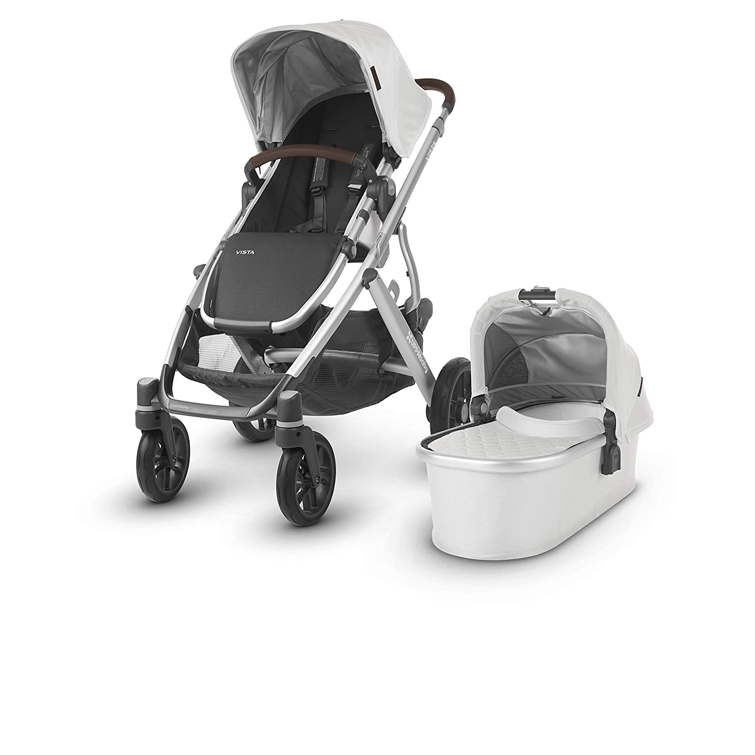 Vista Stroller with Infant Car Seat