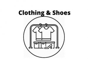 Clothing & Shoes icon