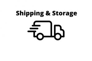 Shipping & Storage icon